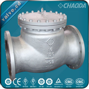 H44 Type Industrial Swing Type Check Valve pictures & photos