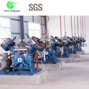 Gas Booster High Purity Argon Gas Compressor Diaphragm Compressor