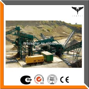 Various Capacity of Complete Mobile Crusher Line pictures & photos