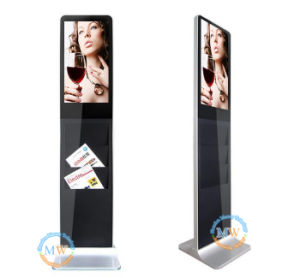 Floor Stand Double-Sided Digital Signage LCD Advertising Player (MW-321ATN) pictures & photos
