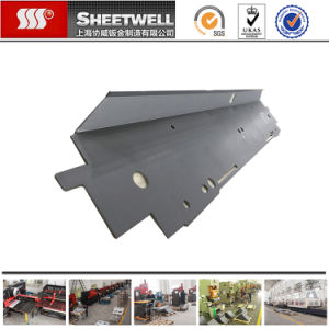 Factory Directly Provide Laser Cutting Bending Cold Rolled Steel Manufacturer