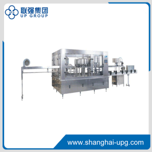 Washing-Filling-Capping 3 in 1 Machine for Carbonated Drinks pictures & photos