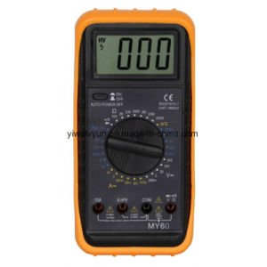 My60 Digital Multimeter pictures & photos