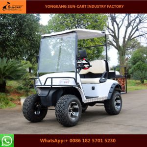 4 Passenger Electric Hunting Golf Cart for Village Holiday