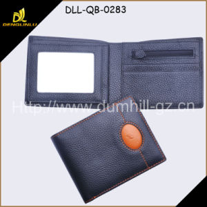 Leather Manufacture Product Business Men Wallet China