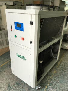 -5c 7.5tons Air Cooled Glycol Chiller for Cooling Sulfuric Acid