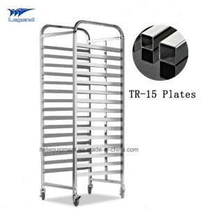 China Heavy Duty Stainless Steel 15 Trays Bakery Rack for Kitchen ...