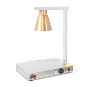 Single Head Stainess Steel Food Warmer Lamp Lh-01