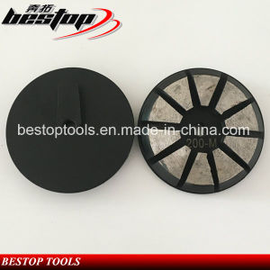 3 Inch Concrete Grinding Disc with 10 Segments pictures & photos