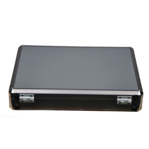 Hot Selling New Design Muntificational Aluminum Laptop/ CD Briefcase pictures & photos