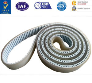 Polyurethane Industrial Transmission Timing Belt, PU Industrial Transmission Timing Belt pictures & photos