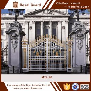 China Aluminium Main Gate Designsstainless Steel Main Gate Design