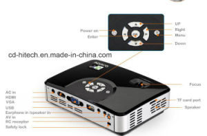 Biggest Discount! ! ! S1 DLP Mini Projector with Android