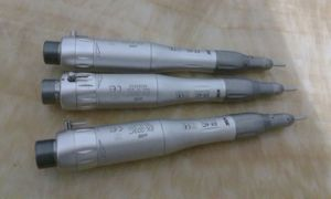 Low Speed Dental Handpiece 1: 1 Contra Angle of Hospital Equipment pictures & photos