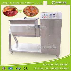 Double-Axis Sausage Meat Flavor Spice Food Blender Mixing Machine