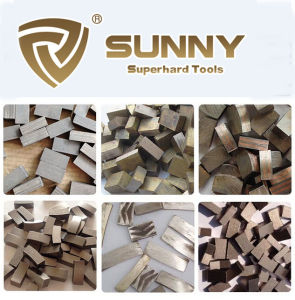 Diamond Segment for Granite/ Sandstone/ Limestone Stone (SY-SB-20) pictures & photos