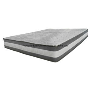 Knitted Technics and Full Size 7zones Spring Mattress