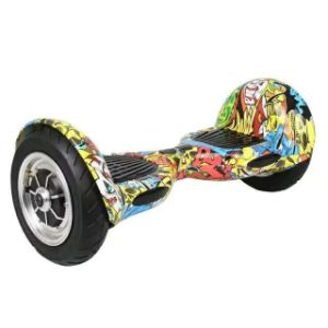 2016 Graffiti Self Balancing Scooter 10 Inch with Two Wheels Electric Skateboard for Adult