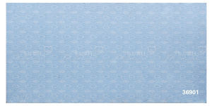 Porcelain Ceramic Blue Carpet Tile for Bathroom Wall Tile (300X600mm)