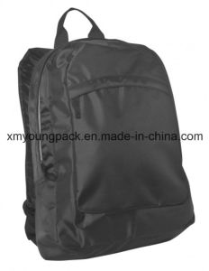 "Fashion 420d Nylon Black Designer 17"" Laptop Backpack pictures & photos"