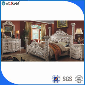 Italian Style Antique Bedroom Furniture New Model Bed