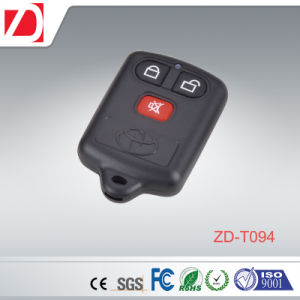 Plastic RF Wireless Remote Control Controller Customized Shapes/Frequency/Functions/Buttons pictures & photos