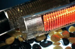 Quartz Heater Infrared Heater for Swimming Pool (Waterproof) pictures & photos