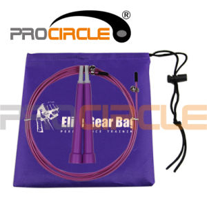 Procircle High Quantity Speed Cable Metal Skipping Rope (PC-JR1102) pictures & photos