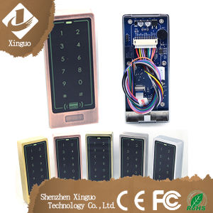 Latest Touch Screen RFID Card Reader Access Control System pictures & photos
