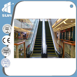 Speed 0.5m/S Vvvf Indoor Escalator with Ce pictures & photos