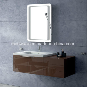 Strive Square LED Compact Mirror for Hotel Bathroom Decoration