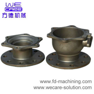 Alloy Aluminum Die Casting Part for Auto Industry