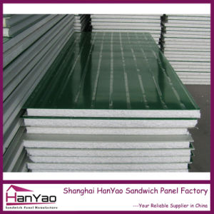 Color Customized Thermal Insulation Steel EPS Sandwich Panel pictures & photos