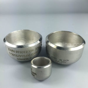 304/304L Stainless Steel Cap Pipe Fitting with ISO9001: 2008 (KT0031) pictures & photos