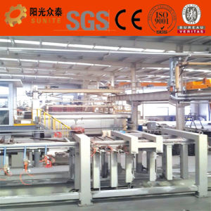 Chinese Well Designed AAC Block Production Line in Myanmar pictures & photos