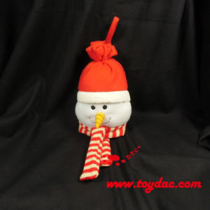 Plush Christmas Snowman Doll Decoration