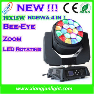 19X15W RGBW 4in1 Bee Eye DJ Light pictures & photos