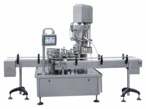 Fully Automatic Bottle Filling Machine pictures & photos