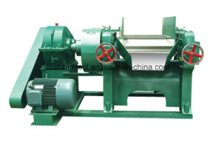 Triple Roller Mill with Heating for Ink, Paint, E-Paste Grinding pictures & photos