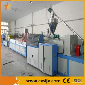 WPC Window Door Profiles Extrusion Production Line Machine pictures & photos