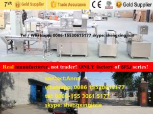 Alibaba Trade Assurance Prawn Cracker Making Machine/Prawn Cracker Production Line/Prawn Cracker Machine (only real manufacturer) pictures & photos