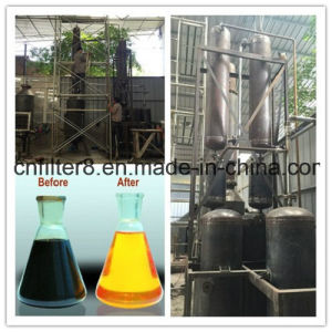 Waste Oil Recycling System (Series EOS) pictures & photos