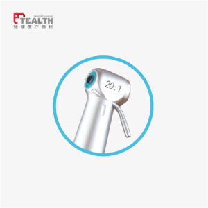 Tealth Dental Sugery Implant Handpiece 20: 1 Contra Angle Handpiece pictures & photos