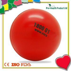 Funny Mini Round Shape Stress Ball Toy For Kids pictures & photos