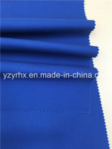 Finished Fabric Cotton / Polyester Fibre Twill Blue pictures & photos
