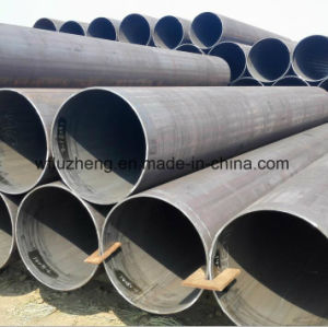 ASTM A106/A53 Carbon Seamless Steel Pipe Tube, Sawl Line Pipe X42 X52 X60 pictures & photos
