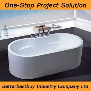 Popular Simple Bathtub with Good Price pictures & photos