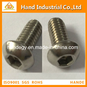 ISO7380 A2 Stainless Steel Button Head Cap Screw pictures & photos