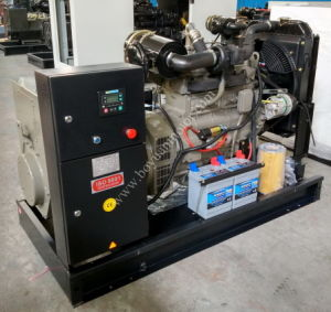 Chinese Diesel Engine Open Type Diesel Power Generation 15kw pictures & photos