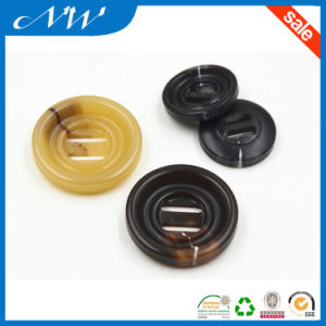 Wholesale Good Quality Fashion Imitation Horn Button